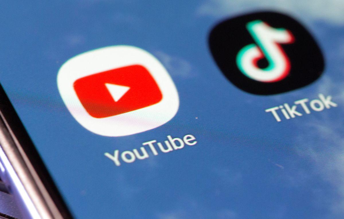 Endnu en udfordring fra Tik Tok og Youtube har ramt Danmark. Og denne gang er det gået ud over en skole. Foto: REUTERS/Dado Ruvic/Illustration