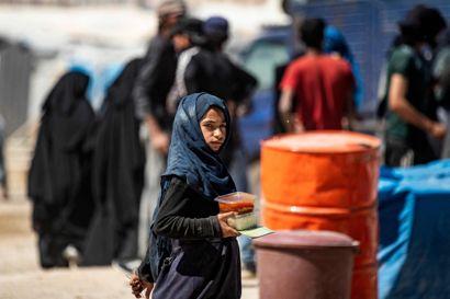 I al-Hol-lejren i det nordlige Syrien tilbageholdes tusindvis af familiemedlemmer til formodede medlemmer af Islamisk Stat. Det kurdiske selvstyre, der kontrollerer lejren, vil gerne sende dem til deres hjemlande - men i mange tilfælde kan det ikke lade sig gøre. (Arkivfoto)