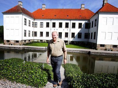 Slottet fra 'Den store bagedyst' skifter ejer