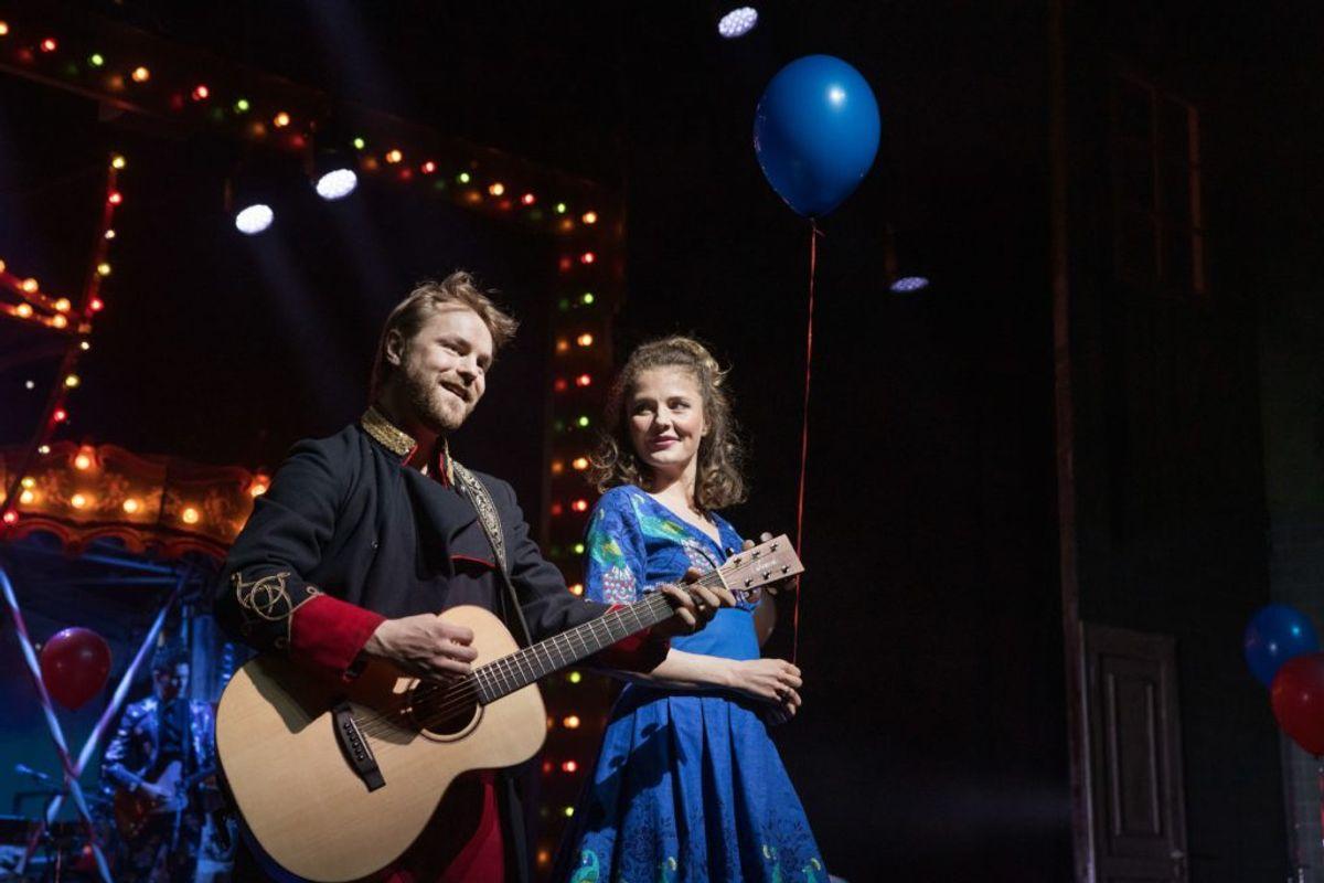 Morten Hemmingsen fra Badehotellet skal spille Benny i 'Midt om natten'. Foto: PR-foto/Tivoli
