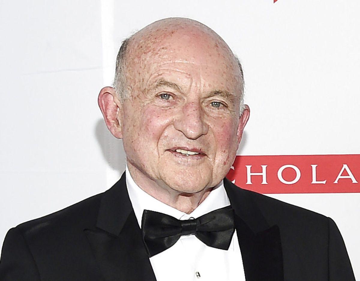 Den amerikanske forlægger Richard Robinson døde uventet og pludseligt lørdag den 5. juni. Han blev 84 år gammel. Foto: Scanpix/Evan Agostini/Invision/AP