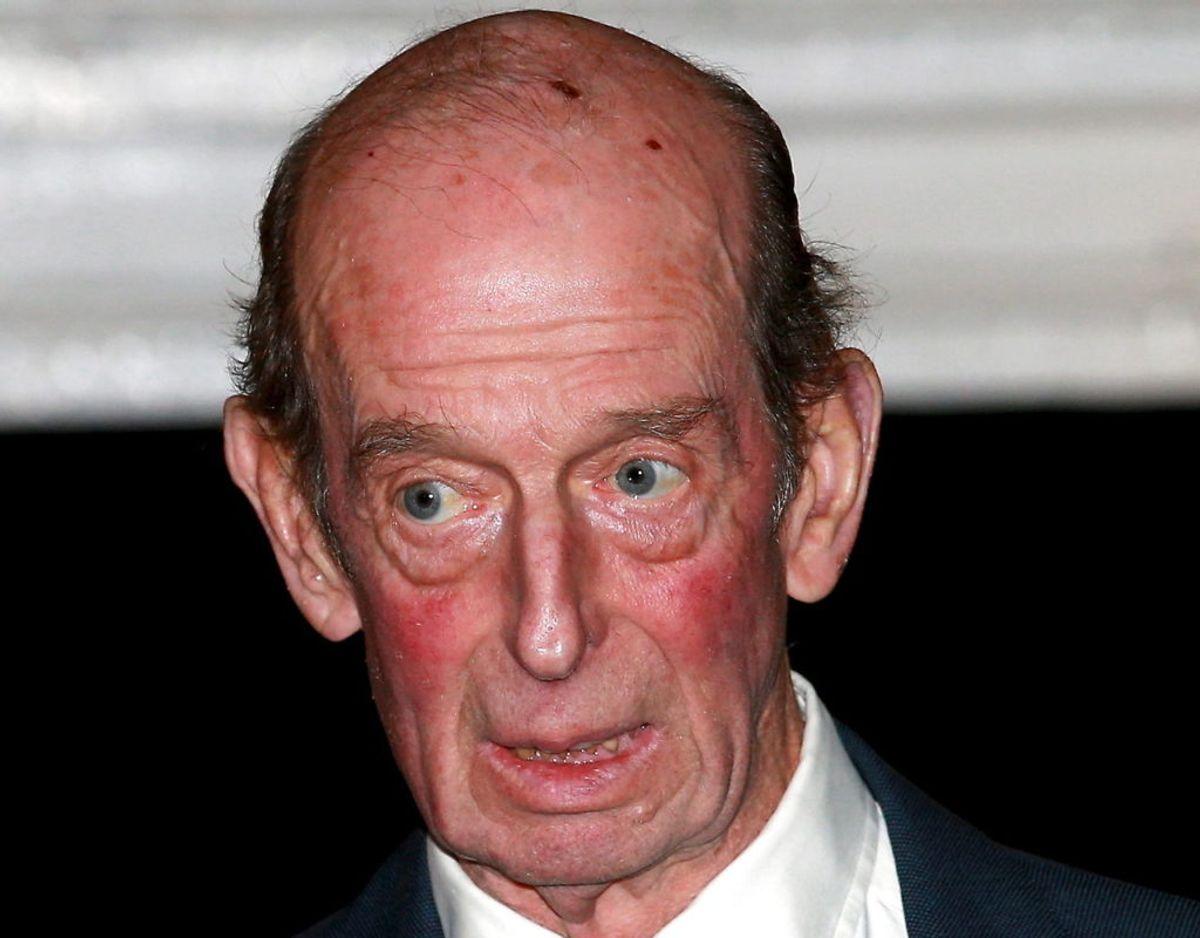 Prins Edwar, hertug af Kent, træder nu til og vil ledsage dronning Elizabeth ved Trooping the Colour arrangementet den 12. juni. Foto: Scanpix/REUTERS/Chris Jackson/Pool