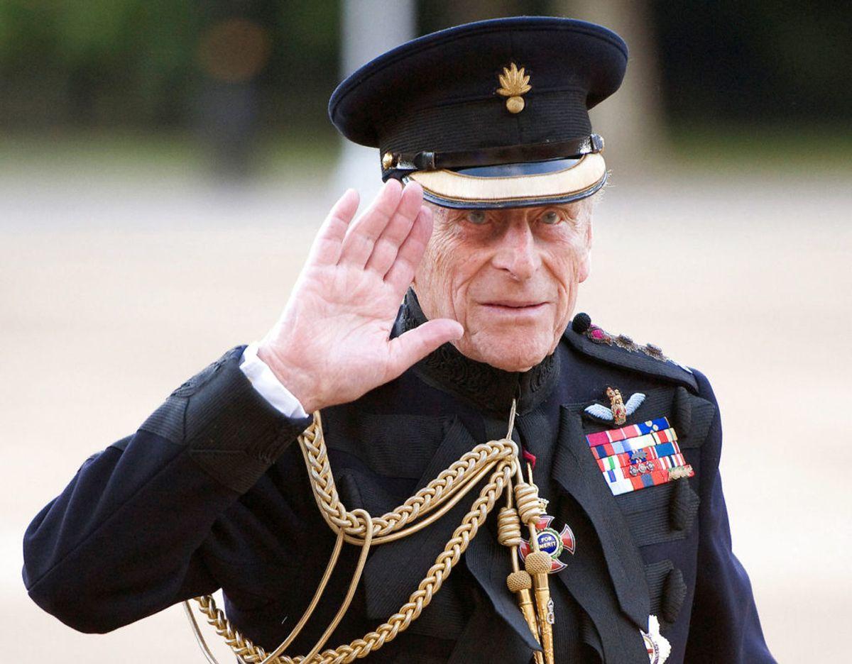 Prins Philip kunne være fyldt 100 år den 10. juni. Foto: Scanpix/REUTERS/Paul Edwards/Pool/Files