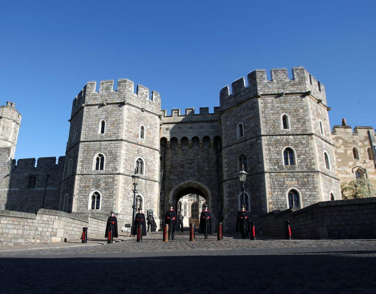 Udstillingen afholdes på Windsor Castle. Foto: REUTERS/Peter Cziborra