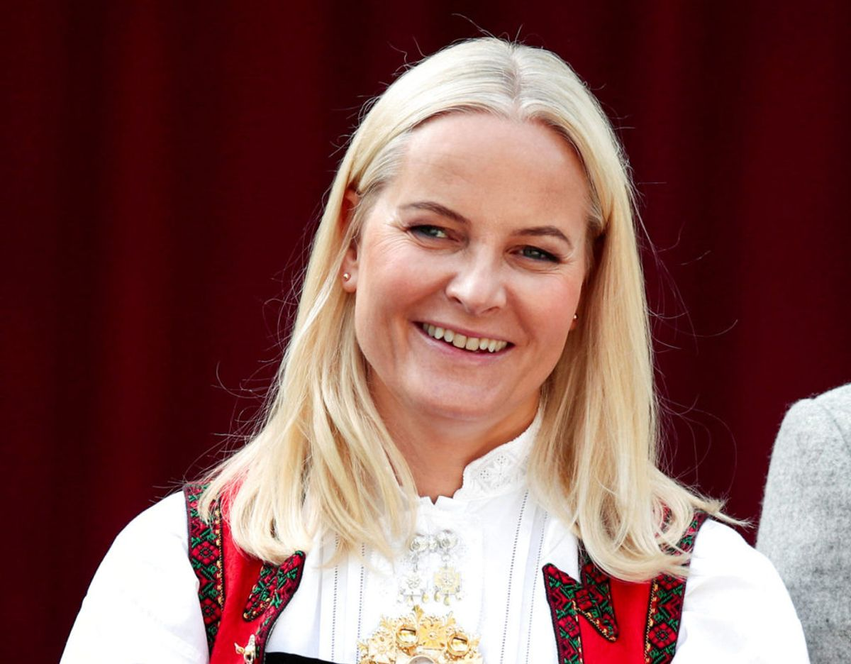 Det var i 2018, det kom frem, at Norges kronprinsesse Mette-Marit lider af den alvorlige, kroniske sygdom lungefibrose. Foto: Scanpix/NTB Scanpix/Lise Aaserud via REUTERS