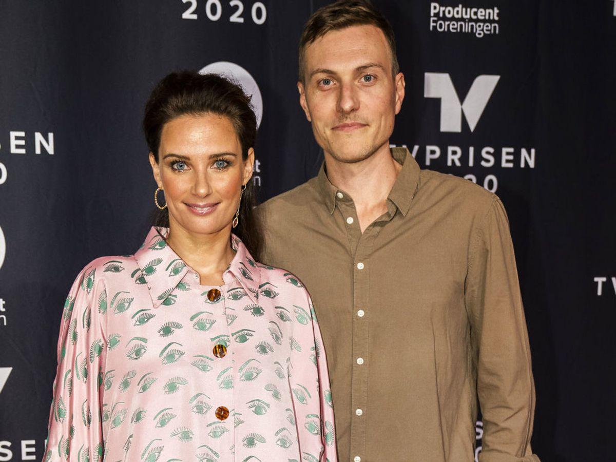 Sofie Østergaard og kæresten Sebastian Richelsen. (foto: Martin Sylvest/Ritzau Scanpix 2019)