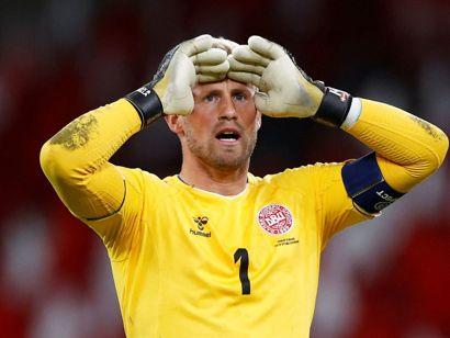 Kasper Schmeichel er en af verdens bedste målmænd. Foto: John Sibley/Reuters