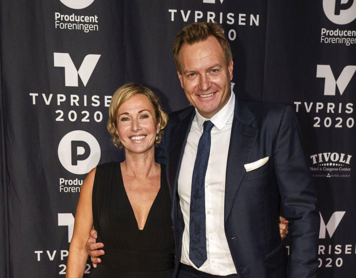 Den kendte TV2-vært har solgt sin lejlighed. Foto: Martin Sylvest/Ritzau Scanpix 2019