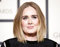 Adeles far død af kræft: De talte ikke sammen