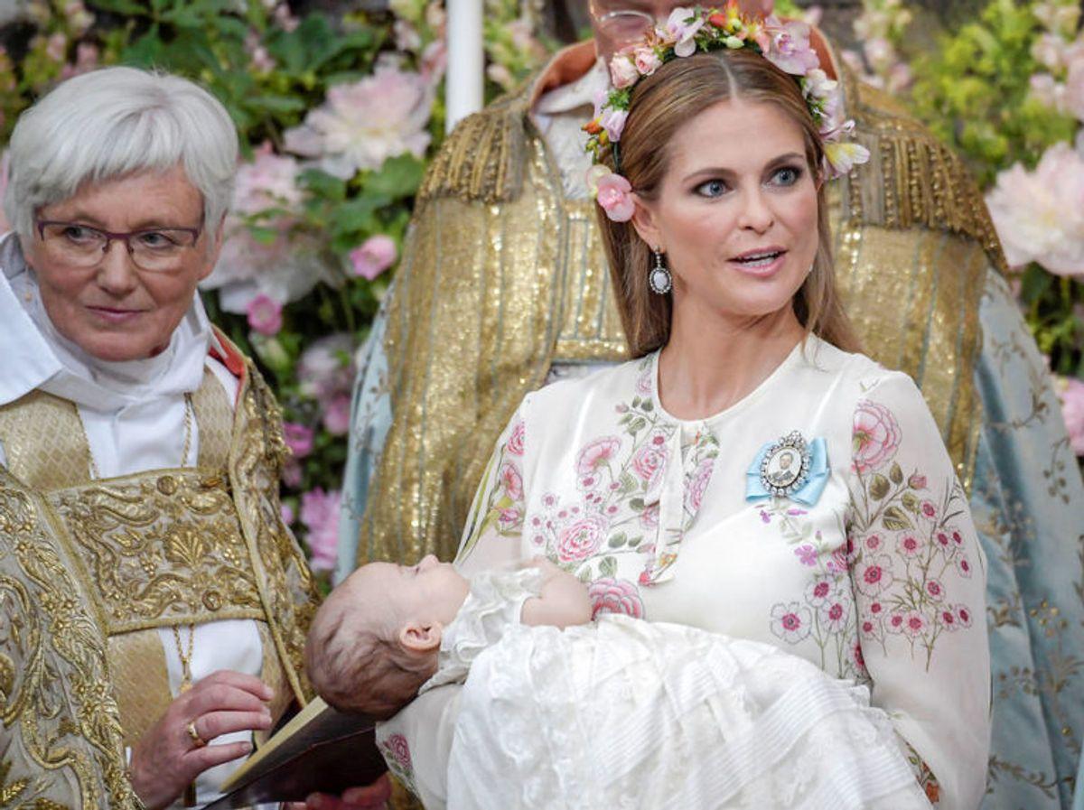 Prinsesse Madeleine er højere end sin storesøster, da hun er 170 centimeter høj. Foto: Scanpix