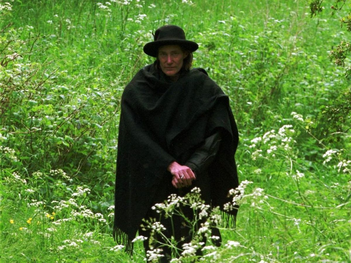 Heksen Dannie Druehyld er død. Foto: Liselotte Sabroe/Ritzau Scanpix