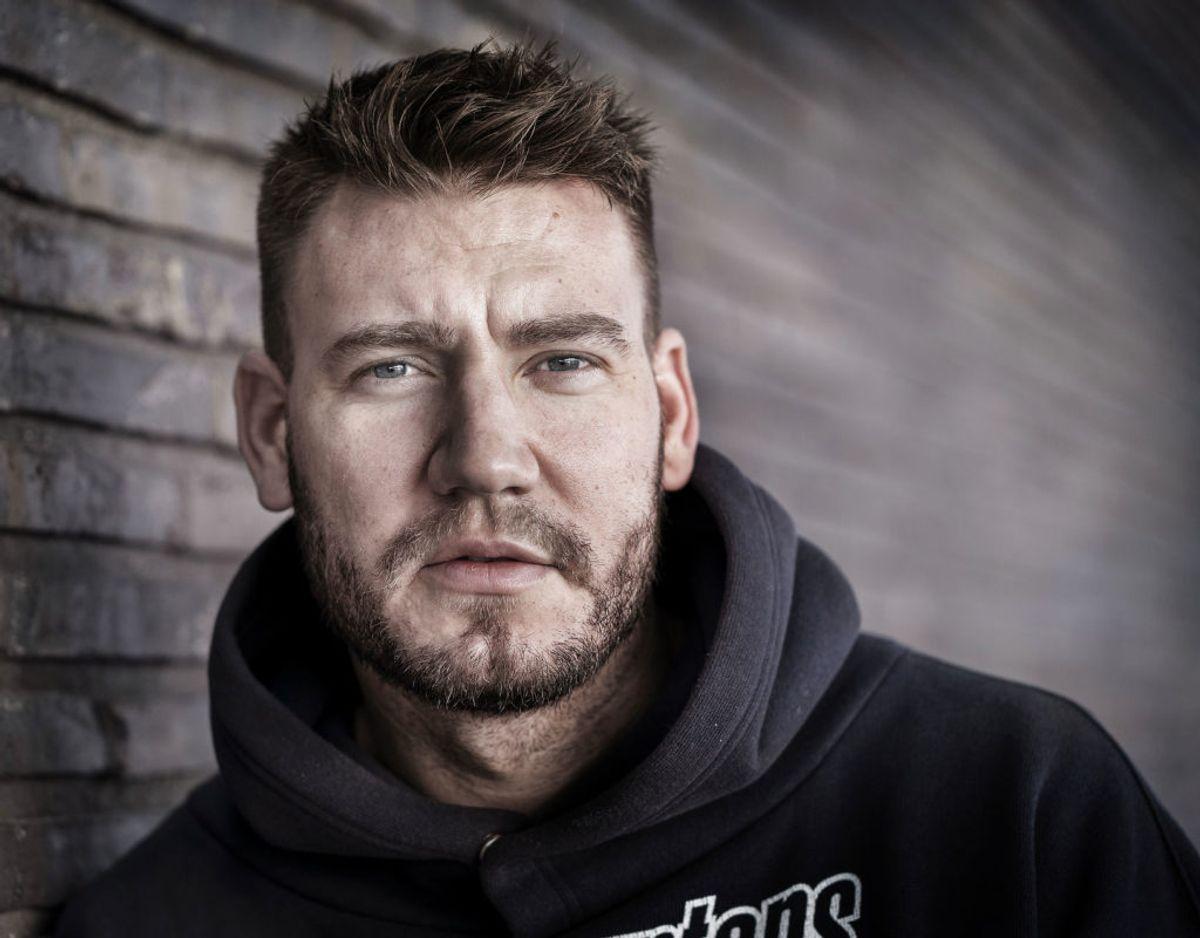 Nicklas Bendtner er tiltalt for i alt syv færdselsforhold. Foto: Mads Joakim Rimer Rasmussen/Ritzau Scanpix