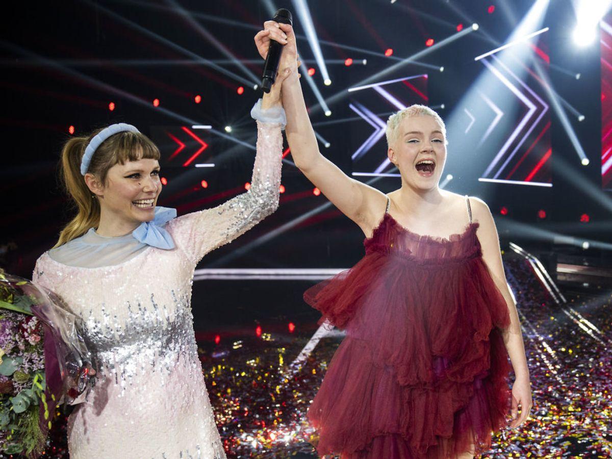 Fredag vandt Solveig X Facdtor. Kan du huskte tidligere vindere? KLIK og tjek hukommelsen. (foto: Martin Sylvest/Ritzau Scanpix 2021).