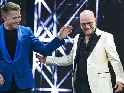 Fredag aften genlød af venskab og god musik i X Factor-finalen. (foto: Martin Sylvest/Ritzau Scanpix 2021).