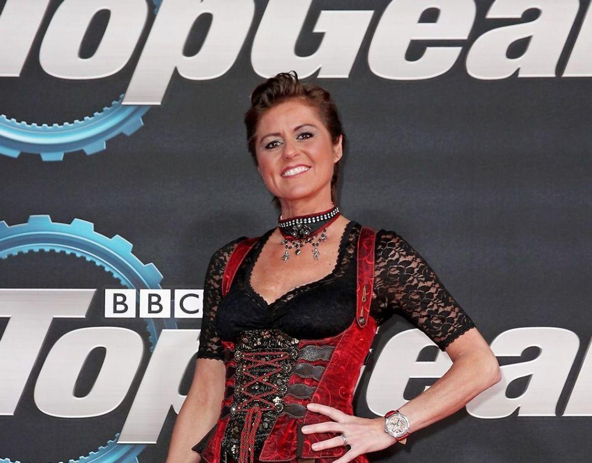 Top Gear-stjernen Sabine Schmitz døde af kræft. Foto: Pinpep/Shutterstock/Ritzau Scanpix
