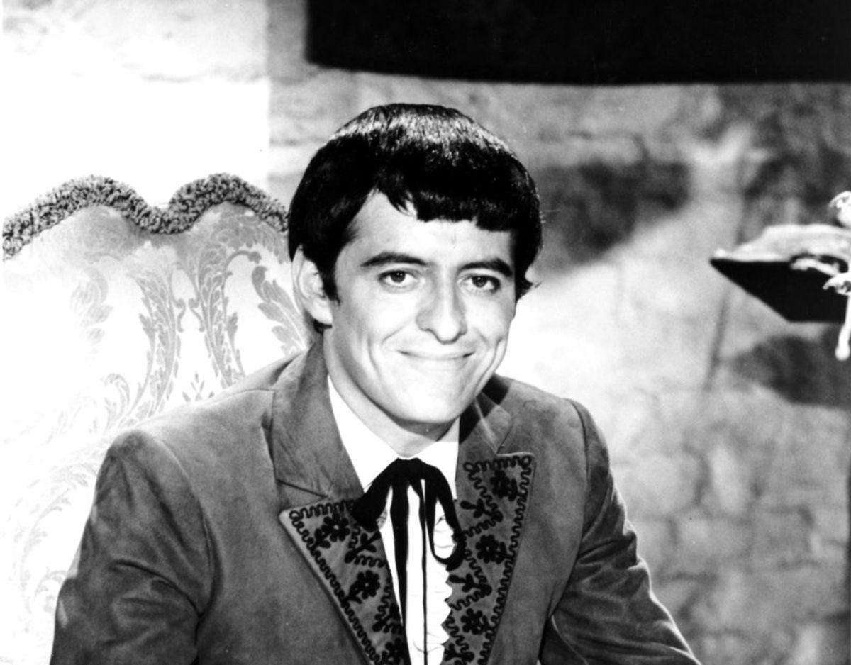 Henry Darroe, eller 'The High Chaparral' karakteren Manolito Montoya, som mange sikkert bedst husker ham, er død. Han blev 87 år gammel. Foto: Nbc Productions/Ronald Grant Archive/Ritzau Scanpix