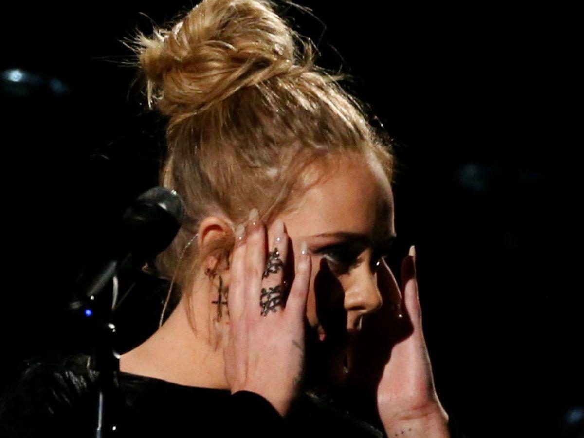 Der er endelig enighed mellem Adele og eks'en. Foto: Lucy Nicholson/Scanpix.