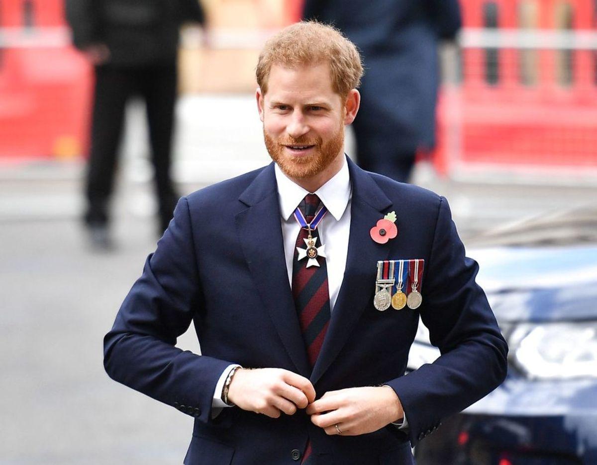 Harry har både sine bedsteforældres og sin egen mors fødselsdag i tankerne, når det gælder om at aflægge visit i sit hjemland. Klik videre for flere billeder. Foto: Scanpix/Daniel LEAL-OLIVAS / AFP)