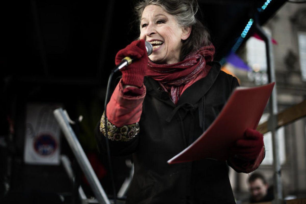 12. februar fylder skuespiller Anne Marie Helger 75 år. (Arkivfoto) – Foto: Mathias Løvgreen Bojesen/Ritzau Scanpix