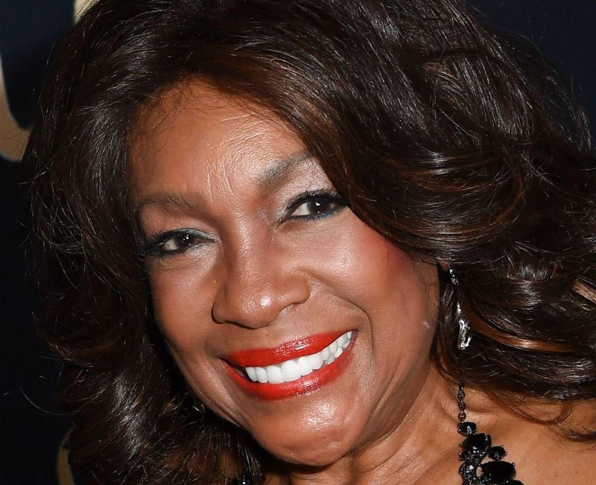 Mary Wilson fra The Supremes er pludesligt død. Foto: Mark RALSTON / AFP)