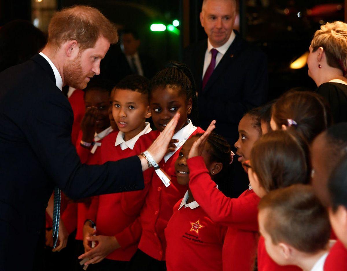 WellChild og organisationens arbejde for udsatte børn og deres familier har en kæmpe stor plads i prins Harrys hjerte. Foto: Scanpix/REUTERS/Toby Melville/Pool