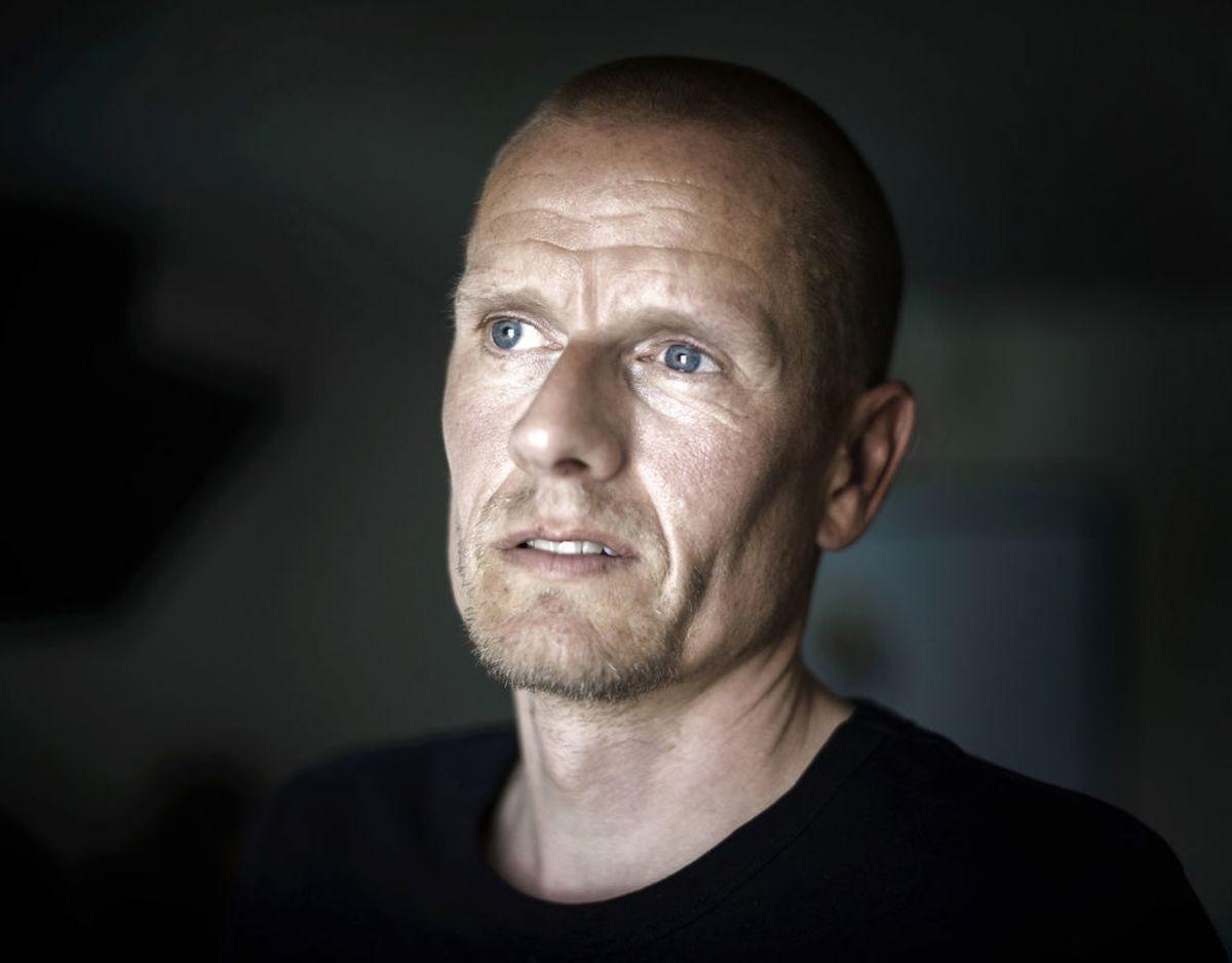 Michael Rasmussen arbejder i dag som efterskolelærer i henholdsvis Nykøbing Sjælland og Hald Ege ved Viborg. Foto: Niels Ahlmann Olesen/Ritzau Scanpix.