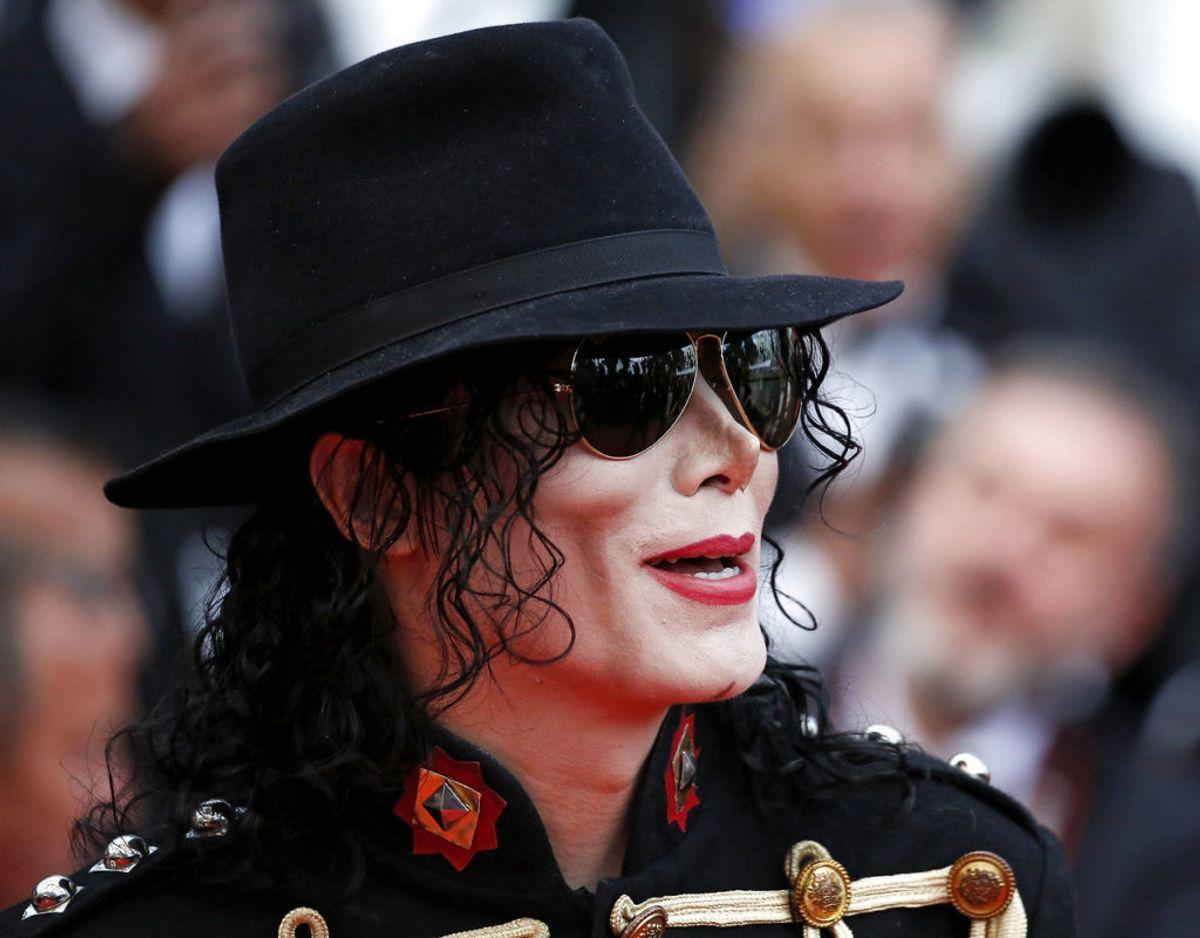 Tilbage i 1992 grundlagde nu afdøde Michael Jackson velgørenhedsorganisationen 'Heal the World Foundation'. Foto: Scanpix/REUTERS/Stephane Mahe