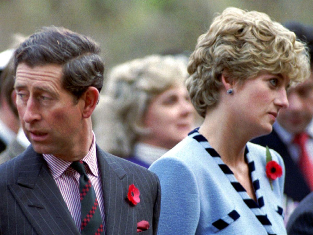 Prins Charles fortalte Diana, at han ikke elskede hende. Foto: STR New/Ritzau Scanpix