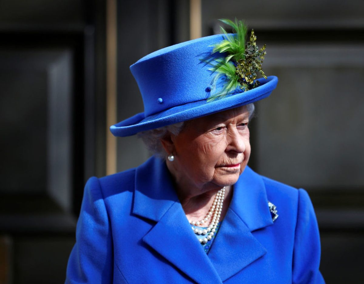 Dronninge Elizabeth mener angiveligt ikke, Harry og Meghan har overholdt de aftaler, der blev indgået i forbindelse med 'Megxit'. Klik videre i galleriet for flere billeder. Foto: Scanpix/REUTERS/Hannah McKay/Pool