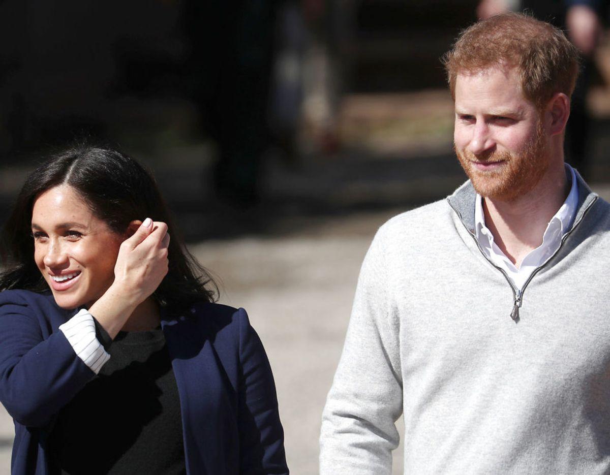Harry og Meghan forventes at komme til London i december måned. Det er dog ikke for at fejre julen sammen med den kongelige familie, med for at kunne være i 14 dages corona-isolation inden Meghans retssag mod Daily Mail begynder den 11. januar. Klik videre i galleriet for flere billeder. Foto: Scanpix/REUTERS/Hannah McKay