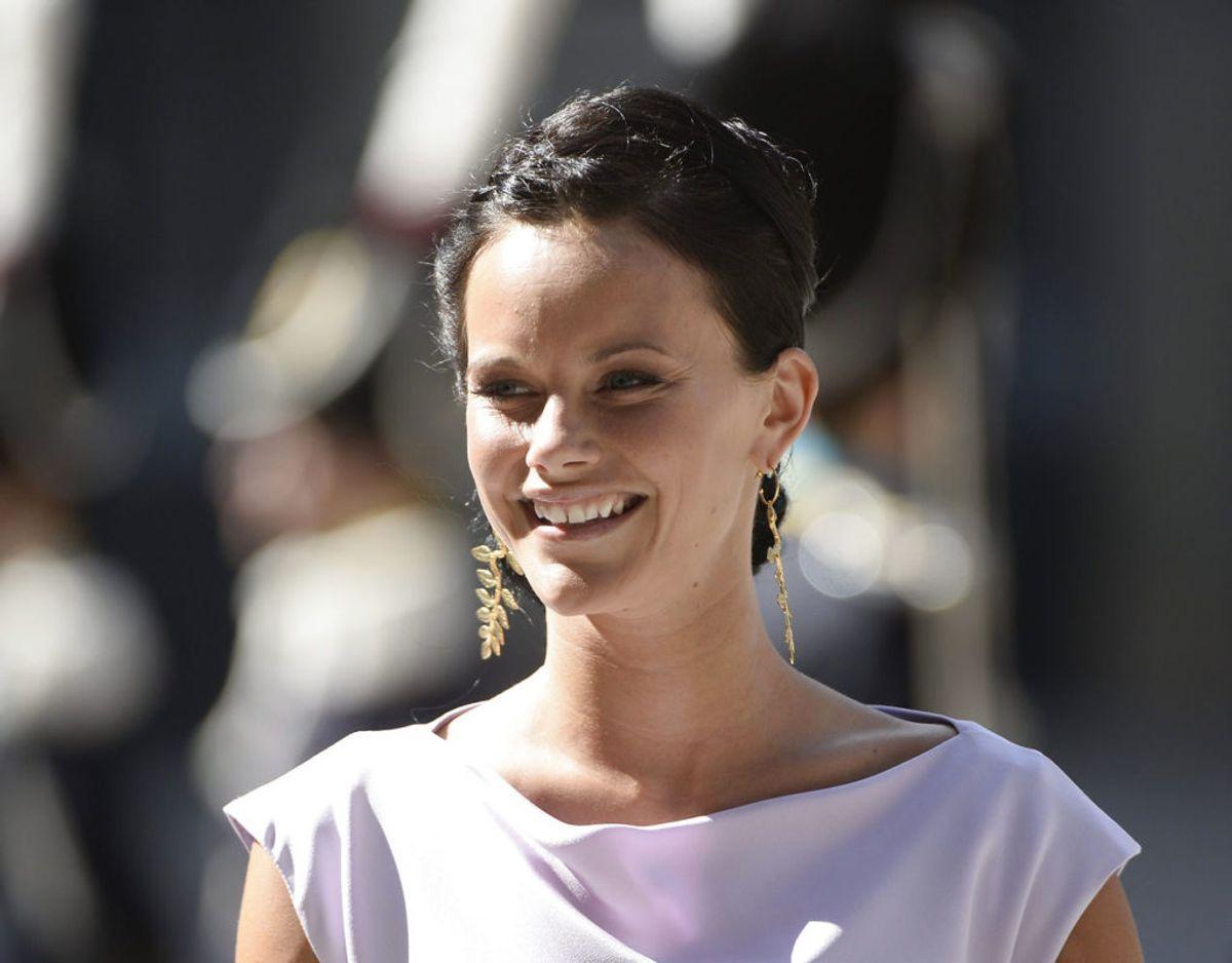 Kongen har bedt prinsesse Sofia varetage et officielt besøg af konghuset i Dalarne i det centrale Sverige. Klik videre i galleriet for flere billeder. Foto: REUTERS/Maja Suslin/Scanpix