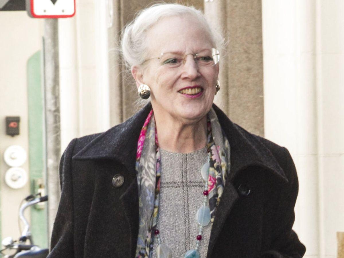 Dronning Margrethe får udenlandsk besøg denne fredag. KLIK VIDERE OG SE HVEM. Foto: Kim Haugaard/Ritzau Scanpix