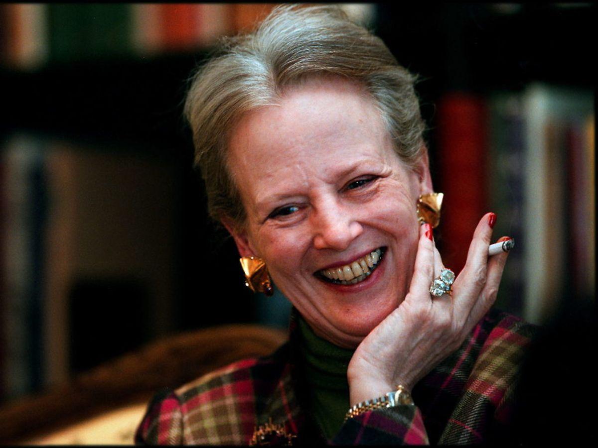 Dronning Margrethe anklages for at være dobbeltmoralsk. KLIK VIDERE OG SE FLERE BILLEDER. Foto: Ritzau Scanpix/ Arkiv