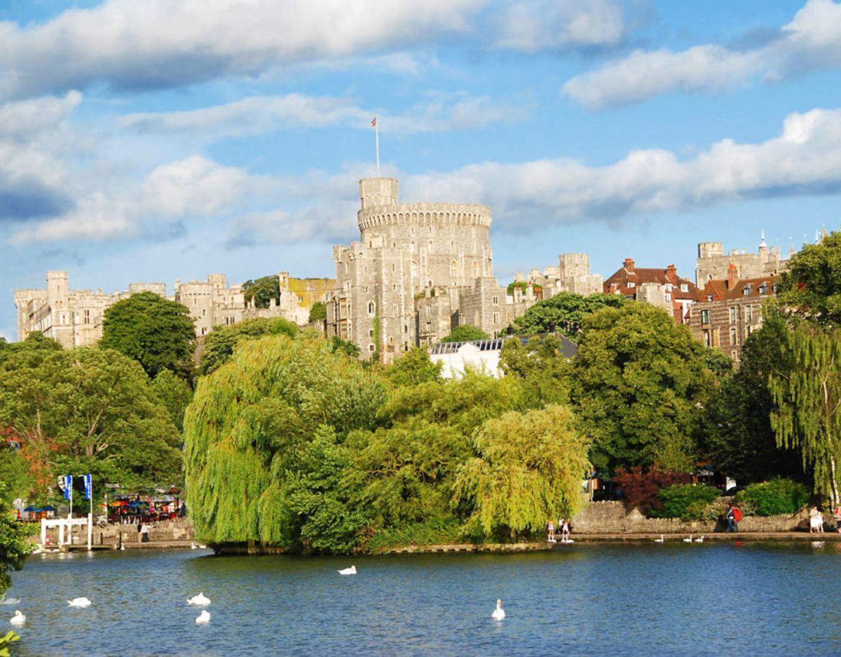 Windsor Castle. Klik videre for flere billeder. Foto: Scanpix