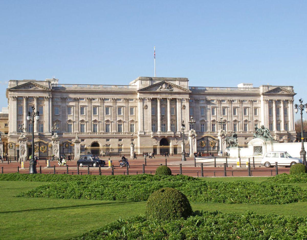 Buckingham Palace. Foto: Scanpix.