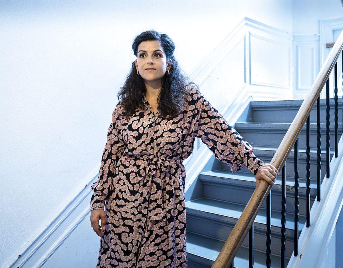 Petra Nagel venter barn igen. Foto: Scanpix