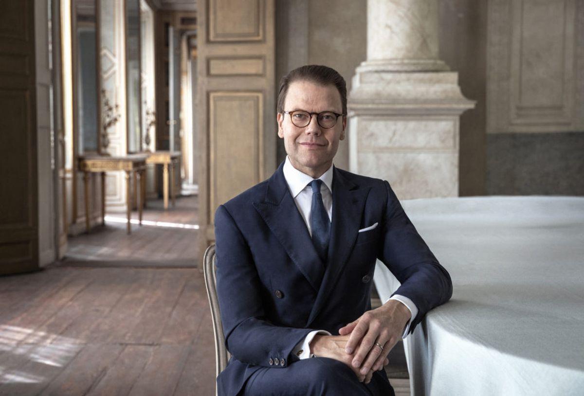 H.K.H. Prins Daniel kunne tirsdag den 15. september fejre 47 års fødselsdag. Klik videre i galleriet for flere billeder. Foto: Elisabeth Toll, The Royal Court of Sweden