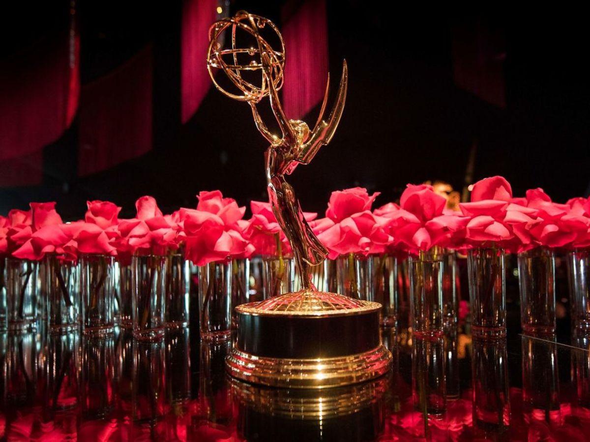 Det bliver spændende at se, hvem der løber med de eftertragtede Emmy statuetter. Foto: Mark Ralston / Scanpix
