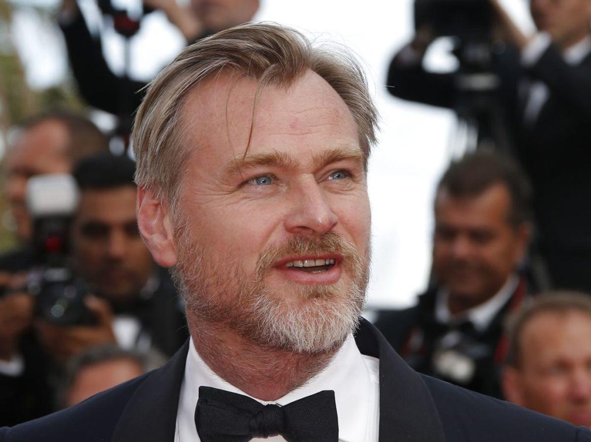 """Allerede som syvårig begyndte Christopher Nolan at """"lege"""" med film. Foto: JEAN-PAUL PELISSIER / Scanpix"""