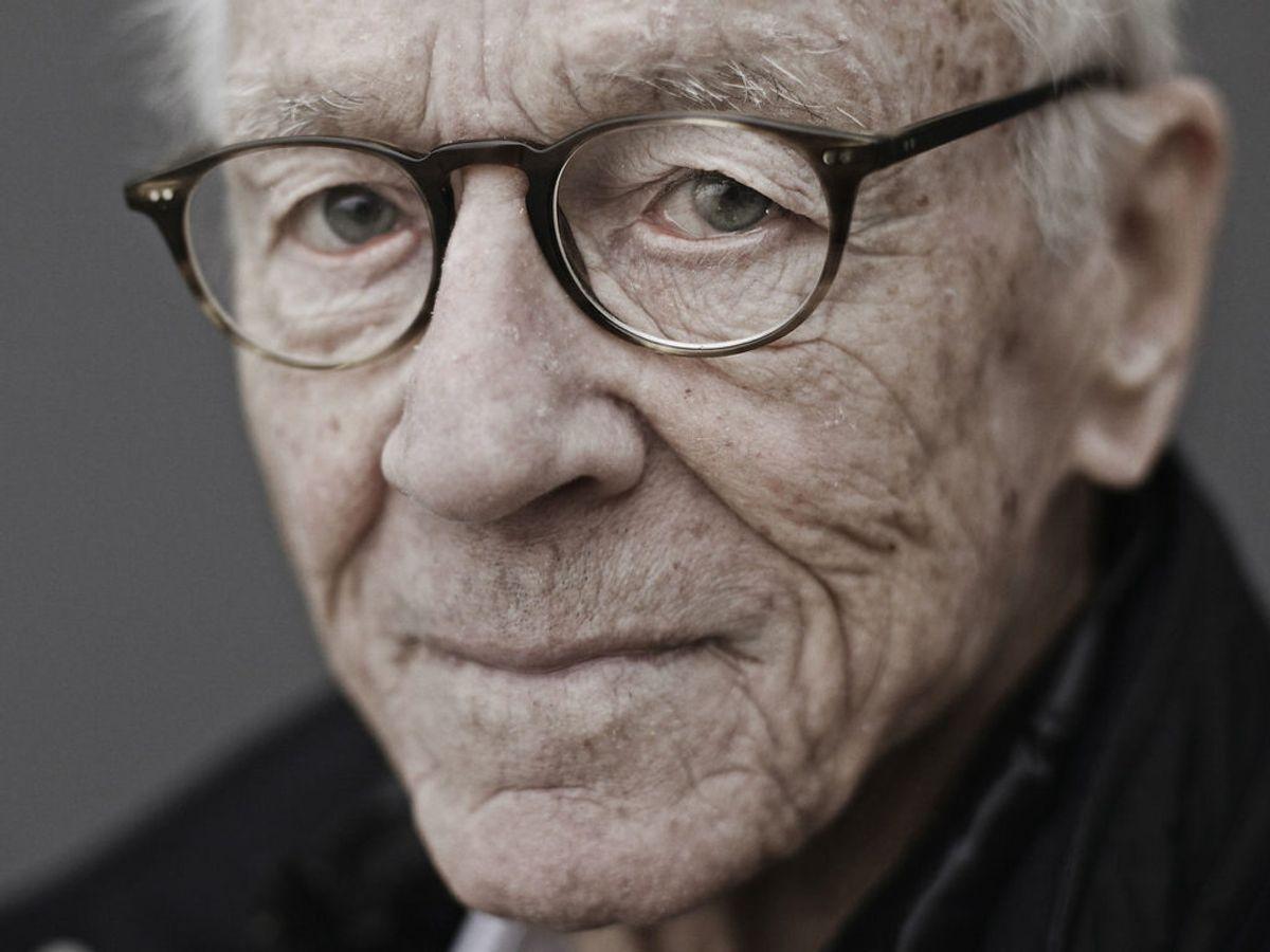 Klik igennem galleriet for at se flere billeder af den kendte komponist. Foto: Malte Kristiansen / Scanpix