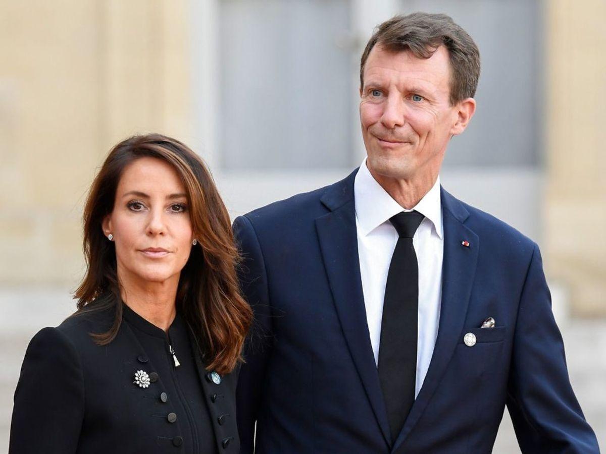 Få timer før prins Joachim blev hasteindlagt, blev han og prinsesse Marie interviewet af et fransk medie. KLIK VIDERE OG SE FLERE BILLEDER. Foto: BERTRAND GUAY/Ritzau Scanpix