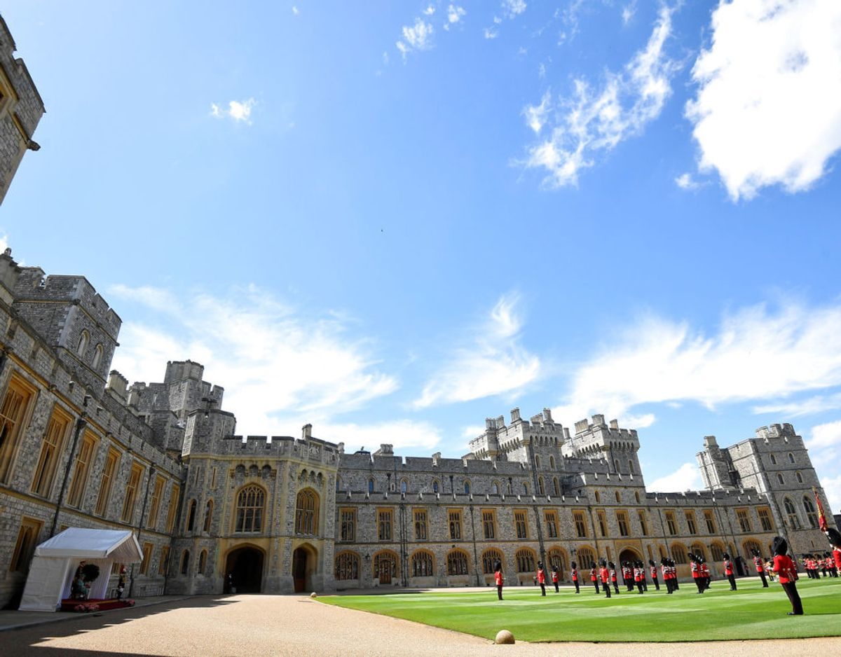 Windsor Castle. Foto: Scanpix/REUTERS/Toby Melville/Pool