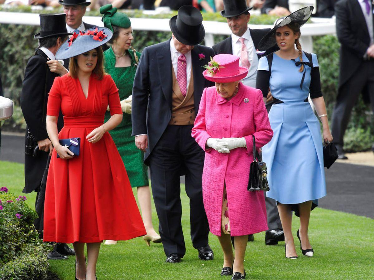 Da det var vigtigt for prinsessen, at dronning Elizabeth var med, blev det afholdt på Windsor. Foto: REUTERS/Toby Melville