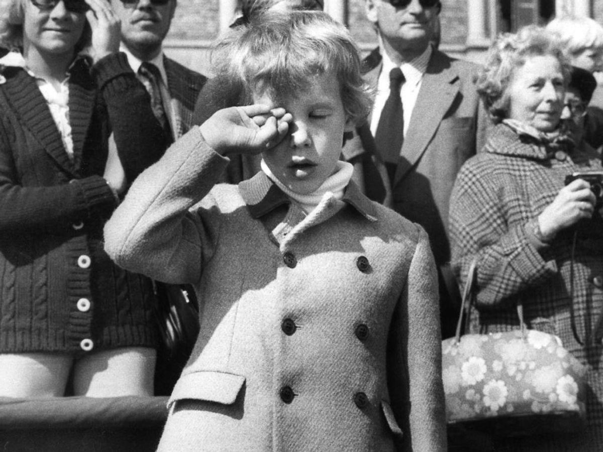 1975: Prins Joachim. Foto: Allan Moe / SCANPIX
