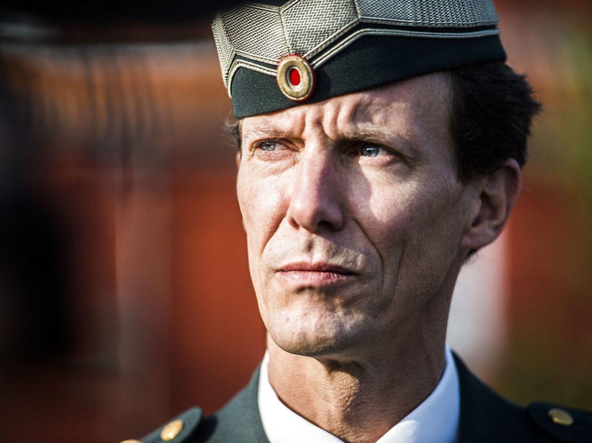 Prins Joachim er en mand af mange ansigter. Det afslører et kig i billedarkiverne. KLIK VIDERE OG SE NOGLE AF DE MERE INTERESSANTE HER. Arkivfoto: Scanpix.