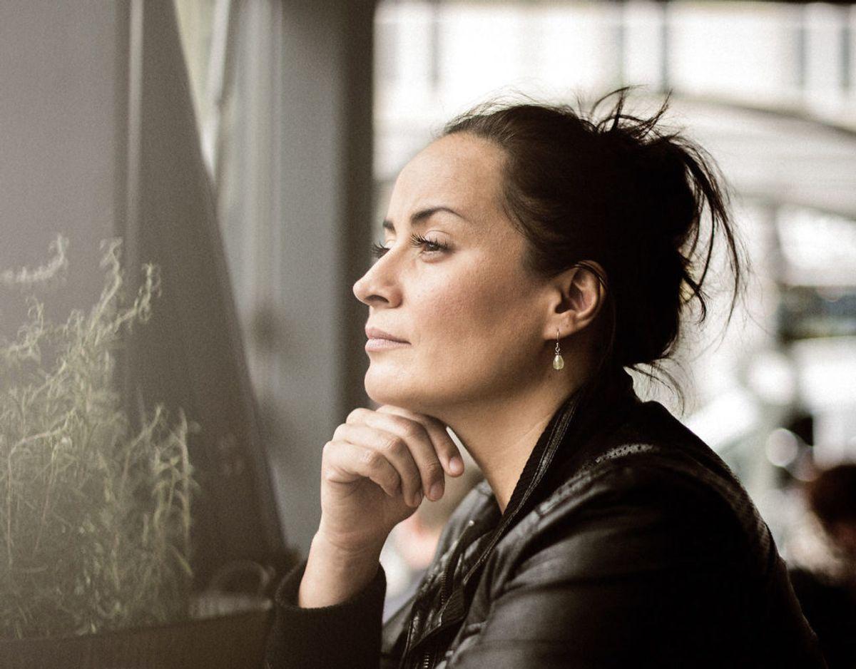 Sangerinde Julie Berthelsen har psykisk sygdom tæt på livet. Foto: Scanpix