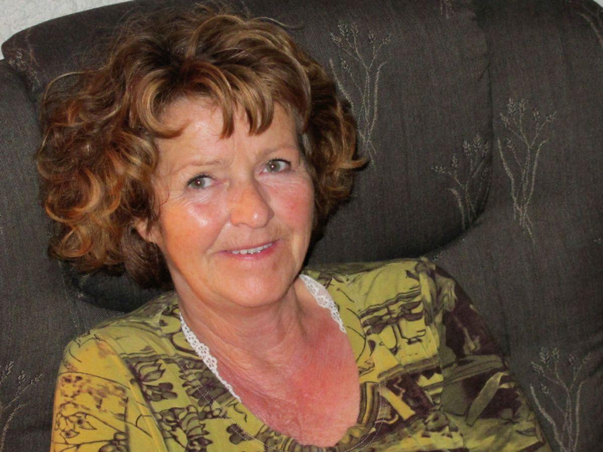 Politiet skulle have fundet skilsmissepapirer underskrevet af Anne-Elisabeth Hagen. KLIK VIDERE OG SE FLERE BILLEDER. Foto: NTB SCANPIX/Ritzau Scanpix