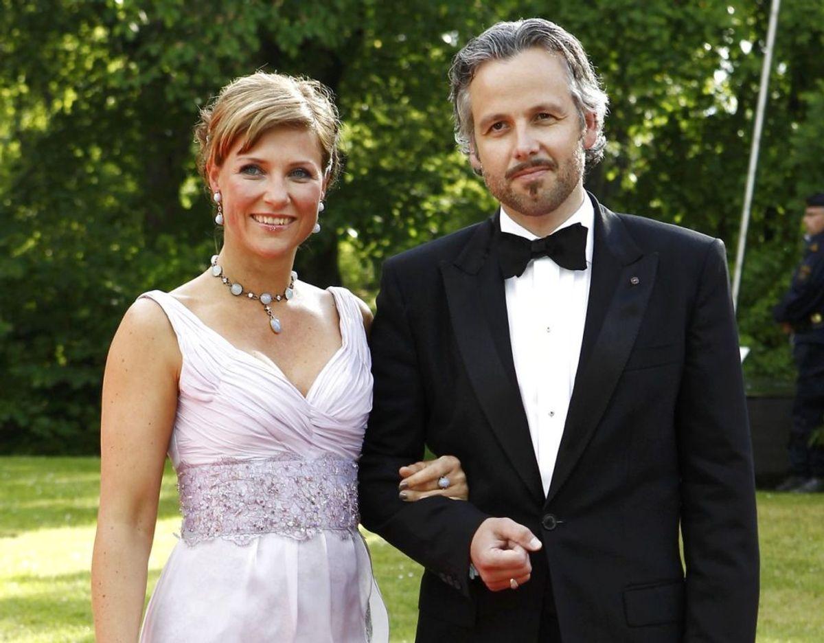 Prinsesse og nu afdøde Ari Behn var gift i perioden 2002 til 2017. Klik videre for flere billeder. Foto: Scanpix/REUTERS/Fabrizio Bensch