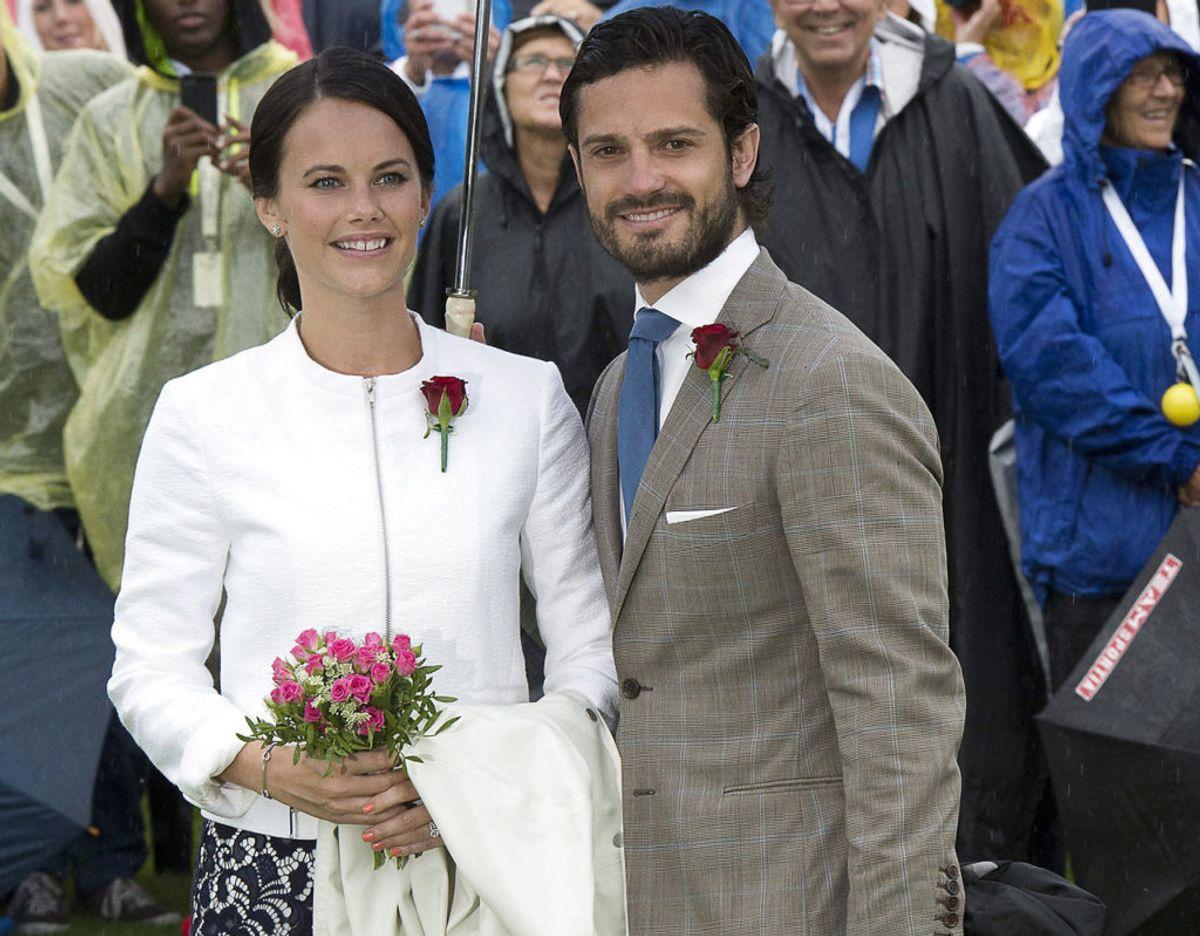 Prinsesse Sofia er gift med prins Carl Philip. Foto: Scanpix/REUTERS/Jonas Ekstromer/TT News Agency