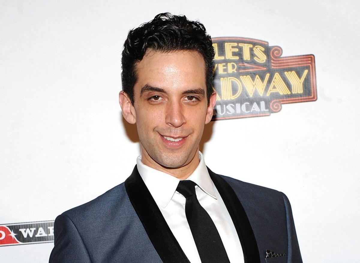 Skuespilleren Nick Cordero har fået amputeret sit højre ben på grund af komplikationer som følge af coronvirus. Foto: Brad Barket/Scanpix.